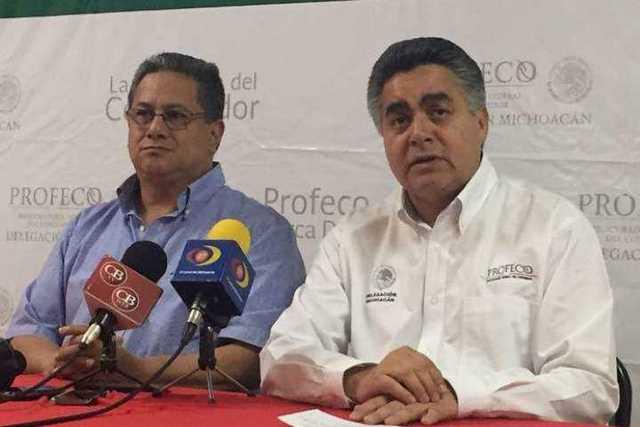 Ildefonso-Mares-Chapa-delegado-Michoacan-PROFECO