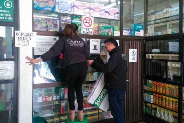 clausura-PROFECO-farmacia
