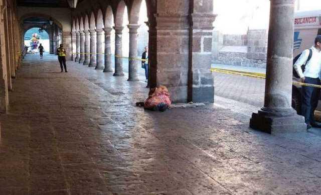 indiigente-asesinado-Morelia