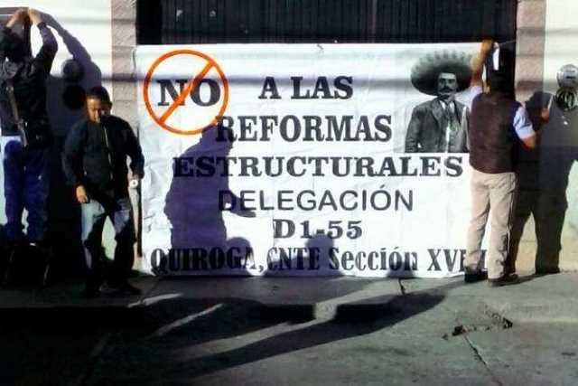 manifestacion-CNTE-Michoacan-2