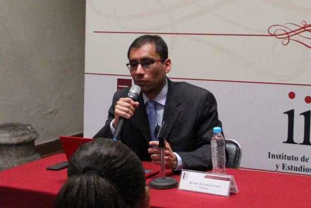 Eric-Eduardo-Sanchez-Chavez-conferencia-Congreso