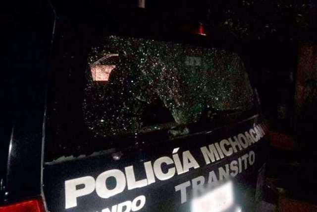 enfrentamiento-Policia-Michoacan