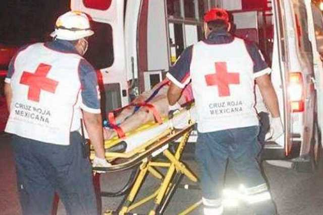 herido-Cruz-Roja-ambulancia