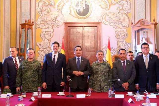 sesion-seguridad-Morelia-Alfonso-Martinez-y-Silvano-Aureoles