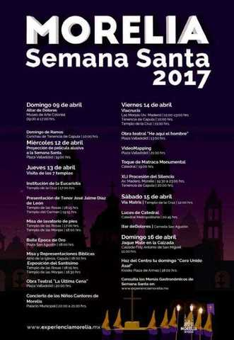 Morelia-2017-Semana-Santa