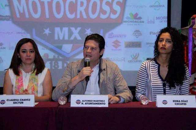 Morelia-Motocross
