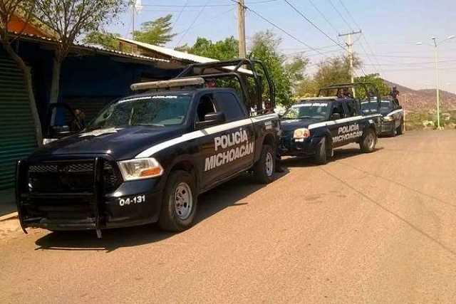 Policia-Michoacan-Churumuco