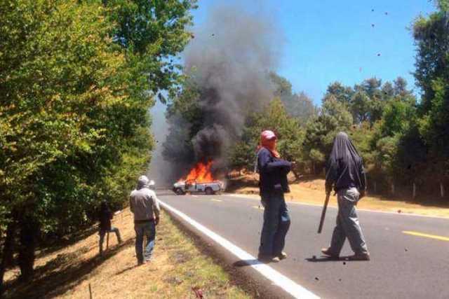 quema-de-vehiculos