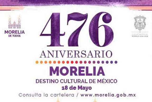 Aniversario-476-Morelia