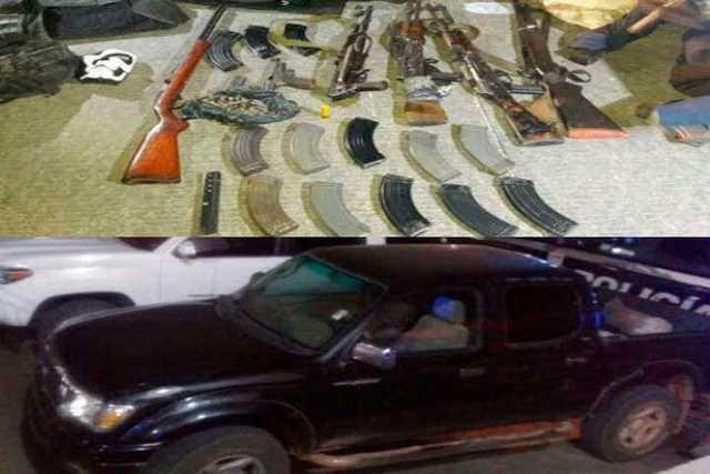camioneta-armas-aseguradas-Acuitzio