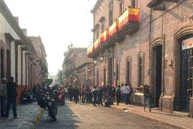 manifestacion-Ayuntamiento-toma-Morelia
