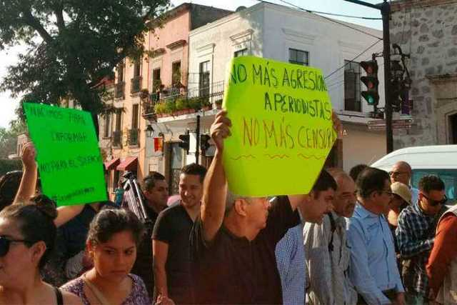 marcha-periodistas-Morelia-2