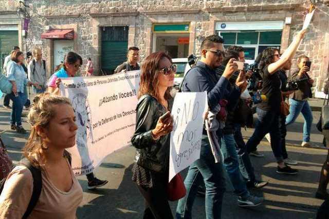 marcha-periodistas-Morelia