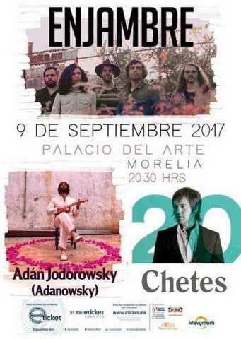 Enjambre,-Adanowsky-y-Chetes-en-Morelia-2
