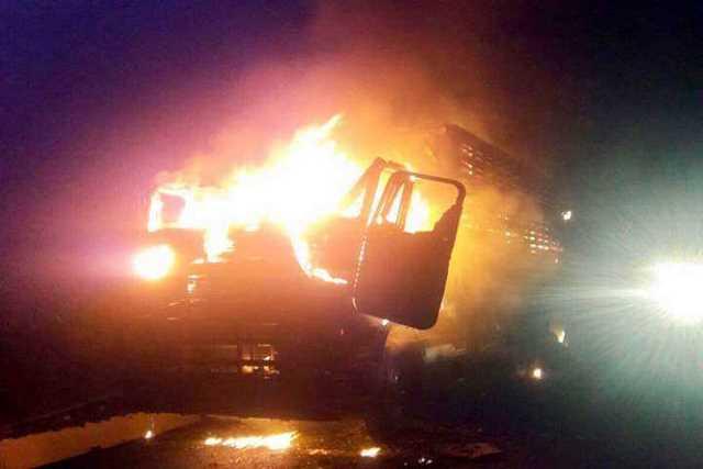 incendio-camion-Siglo-XXI