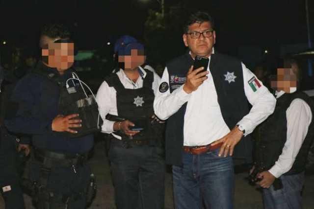 Juan Bernardo Corona operativo