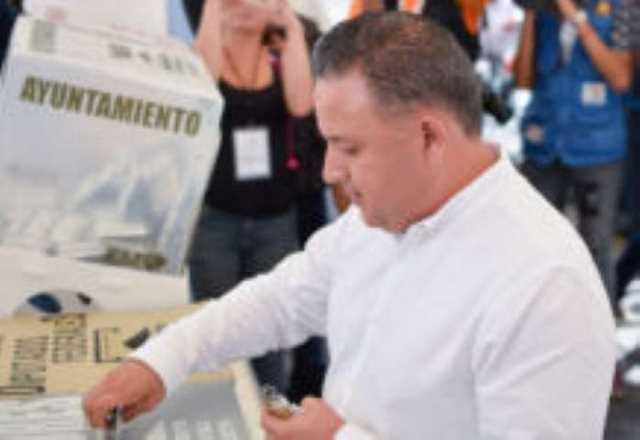 Carlos Quintana voto
