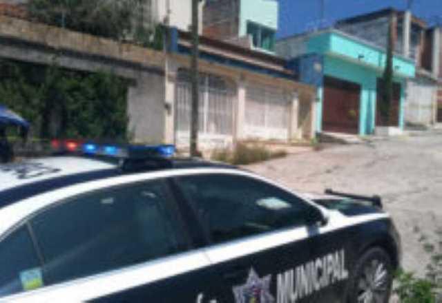 patrulla Policia Municipal