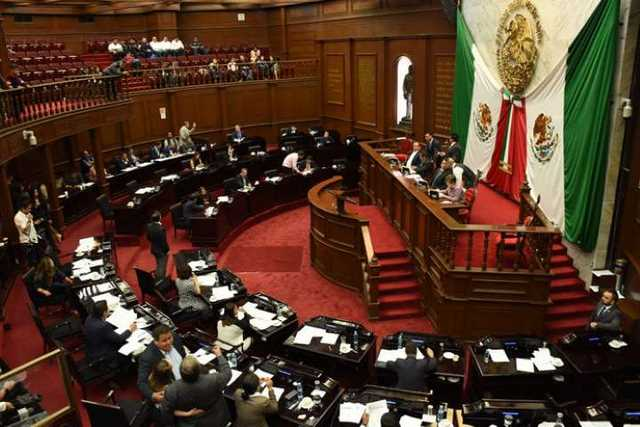 Congreso Michoacan
