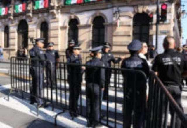 seguridad Congreso Septiembre