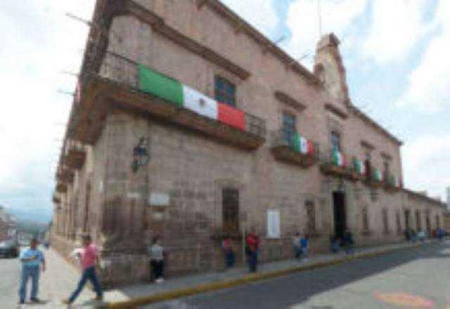 Palacio Municipal Ayuntamiento Morelia