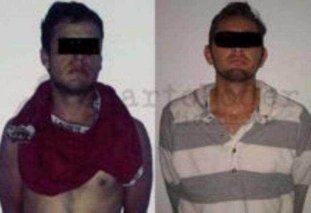 detenidos Zitacuaro