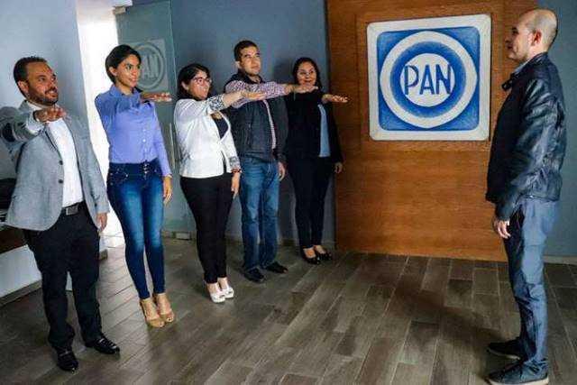 renovacion CDE PAN Michoacan