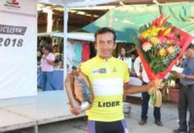 Gerardo Ulloa Vuelta Ciclista