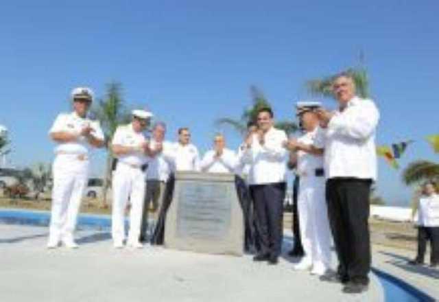 Estación Naval de Coahuayana