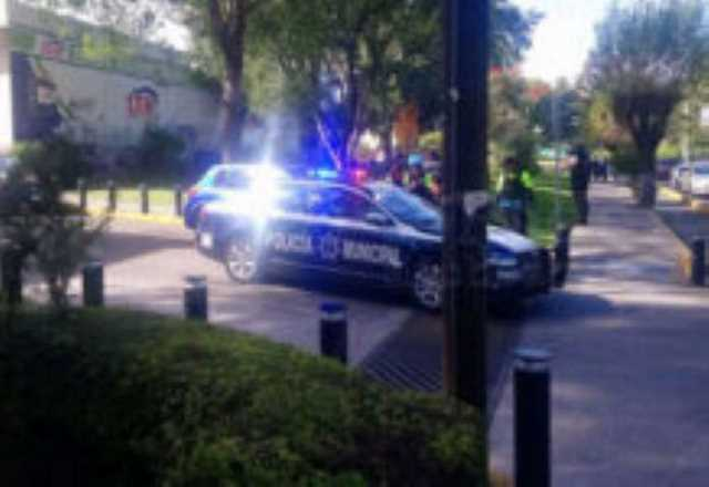 patrulla Policia Municipal Morelia Nocupetaro