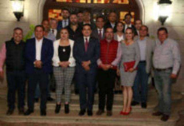 4 Silvano Aureoles alcaldes PRD