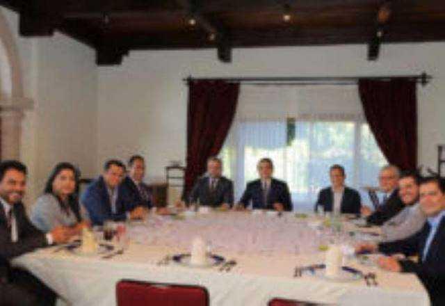 Silvano Aureoles Junta Coordinacion Politica