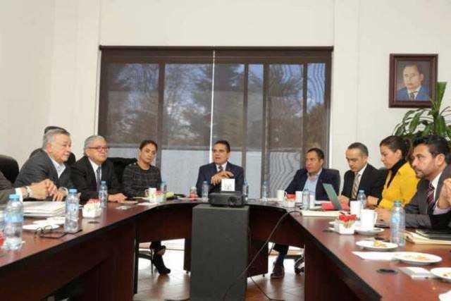 Silvano Aureoles gabinete