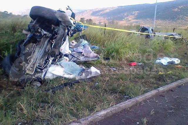 accidente Jacona