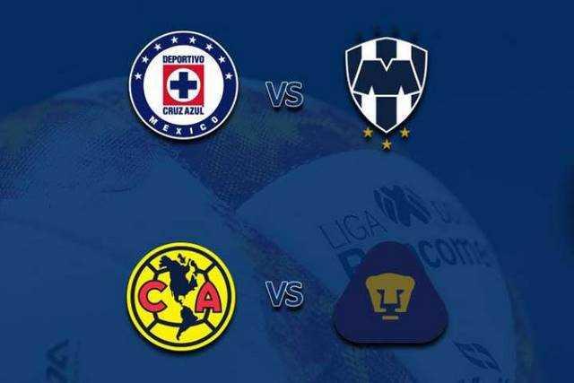 semifinales Apertura Liga MX