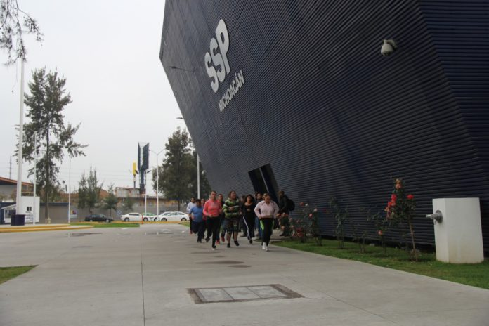 SSP Michoacan