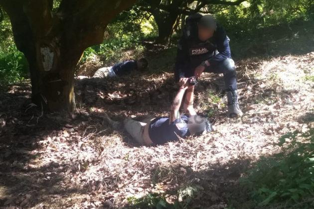 emboscada policias