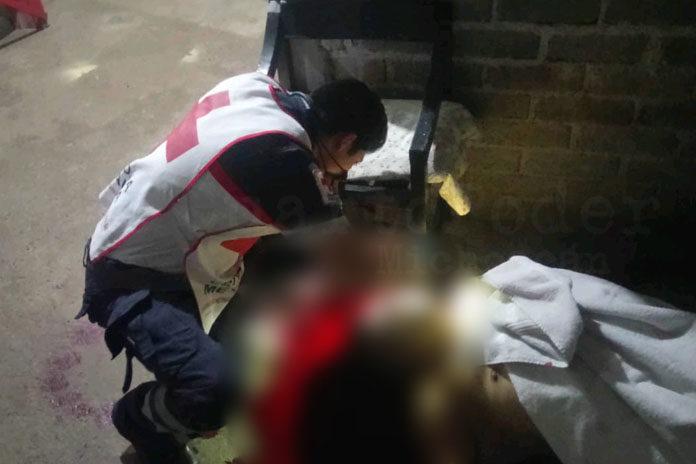 herido paramedico