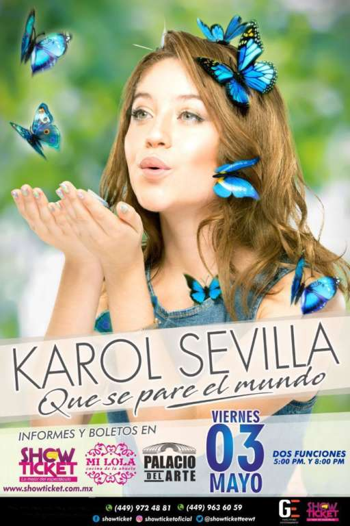 Karol Sevilla